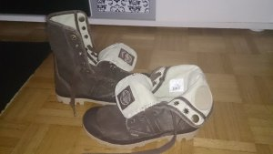 Palladium Sneakers brown red