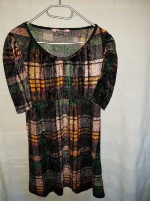Neu Panné Samt Dress
