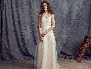 Lilly Abito da sposa bianco Poliestere
