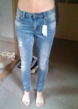Neu! Pieces - Jeans; Gr. M/L