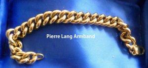 Neu - Pierre Lang - Panzerarmband - 18cm lang
