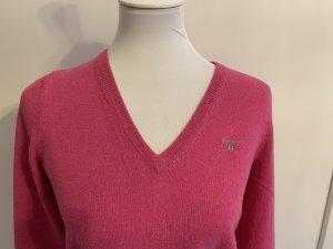 *NEU* pinker Lambswool Pullover von GANT