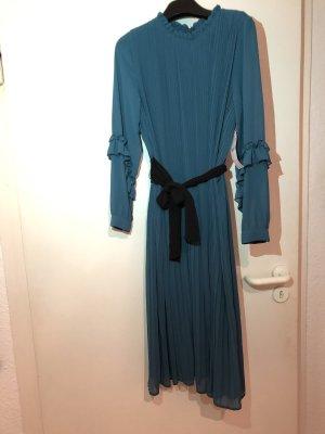 Zara Volante jurk cadet blauw