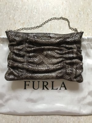 Furla Pochette multicolored leather