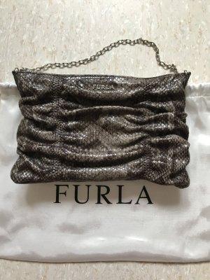 *NEU* Pochette in Schlangenlederoptik von Furla mit Originalstaubbeutel