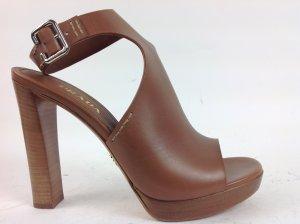 NEU Prada Schuhe 39,5  braun