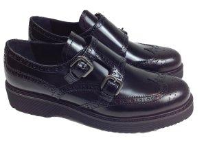 Neu Prada Schuhe schwarz Gr. 40,5