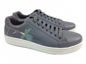 NEU Prada Sneaker grau Gr. 40,5