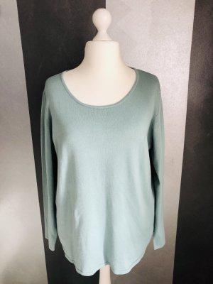 NEU• Pullover Gr. 44 - schilfgrün