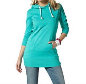 NEU Pullover Sweatshirt XS/S Türkis