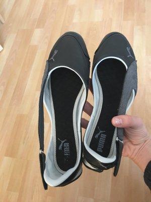 NEU PUMA Ballerina Speed Princess Sparkle Schuhe Sneaker Espera schwarz weiss