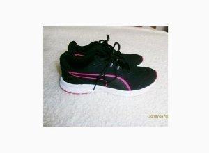 Neu Puma Laufschuhe Descendant V4 Sl Größe 39 Turnschuhe Sneaker Schwarz/Pink