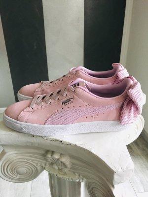 NEU Puma Sneaker - Suede Bow Gr. 40