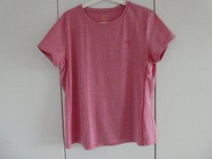NEU – Puma  – T-Shirt, hellrot/pink