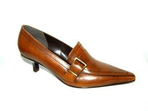 Zapatos Informales marrón Cuero