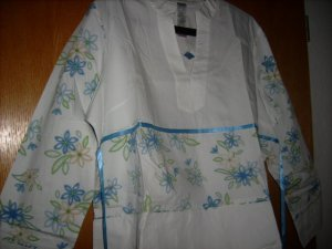 Pyjama multicolored cotton