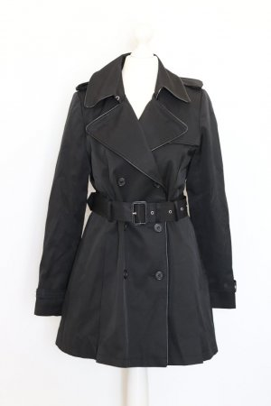 NEU Ralph Lauren Trenchcoat Gr. S schwarz