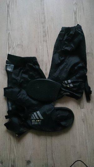 Wellington laarzen zwart kunststof