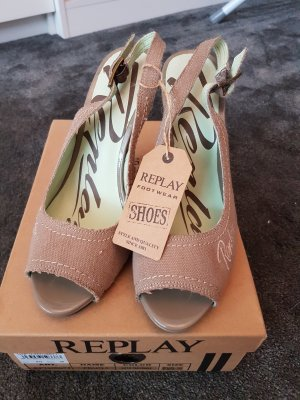 **NEU** REPLAY Peeptoes