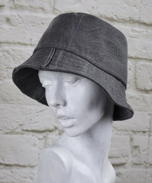 Bucket Hat multicolored cotton