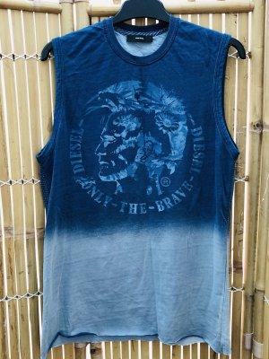 Diesel Canotta blu scuro-azzurro