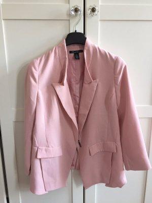 NEU rosa rosé Blazer Blogger Kenneth Cole Größe S UK 10