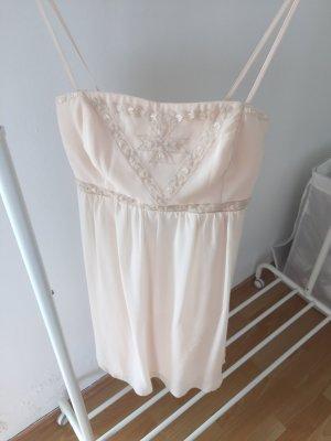 NEU!!! roséfarbenes Kleid von Vila mit Etikett