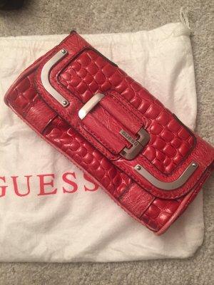 *NEU* Rote Guess Crossbody Bag, Clutch, Schultertasche