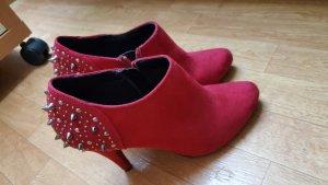 Neu Rote Stiefel, Gr.38