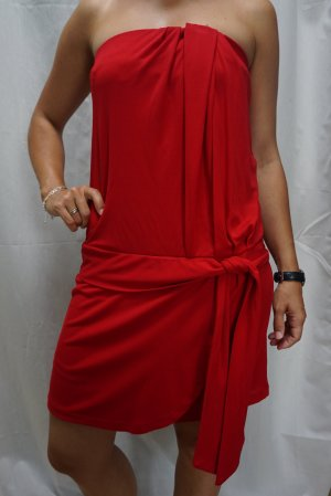 NEU: rotes Kleid Mango, mit Etikett, NP , Gr. S, NP 39,95€