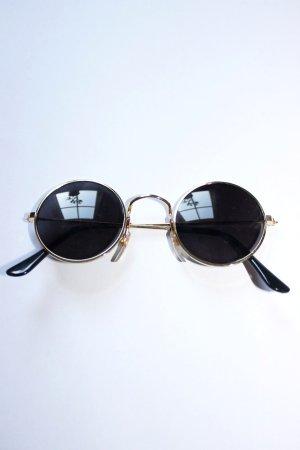 NEU! Runde Sonnenbrille John Lennon Retro Hippie Festival Blogger