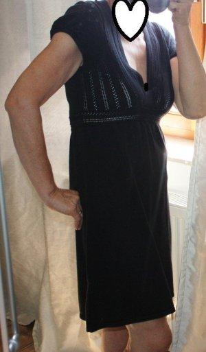 Neu S. Oliver Kleid Größe 40 tolles Kleidchen Lagenlook ideal unter Longjacke