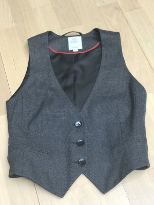 s.Oliver Waistcoat multicolored