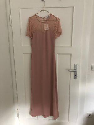 NEU! Samsoe Samsoe Kleid Rosé lang