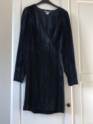 Balmain for H&M Mini-jurk donkerblauw