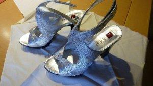 Neu Sandalen in Silber von Högl
