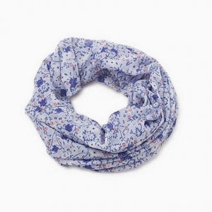 Esprit Tube Scarf blue