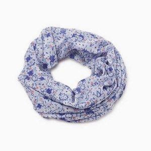 Esprit Tubesjaal blauw