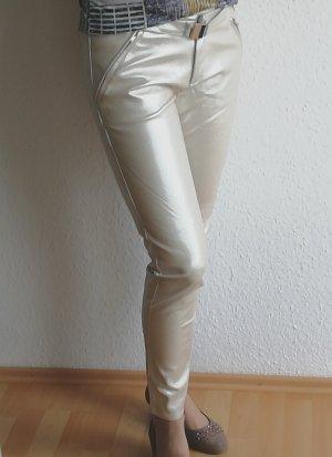*NEU* Schicke Hose in Lederoptik, Blogger Fashion