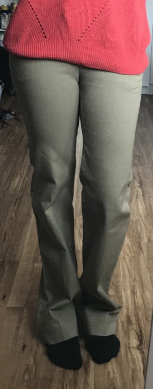 H&M Jeans a zampa d'elefante multicolore