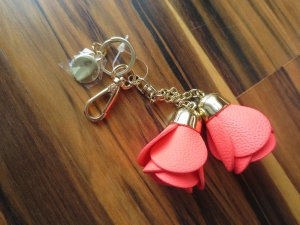 Key Chain neon orange
