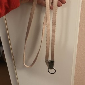 Neu: Schlüsselband , Schlüsselanhänger Stoff original Pandora