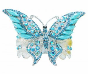 Armlet white-light blue