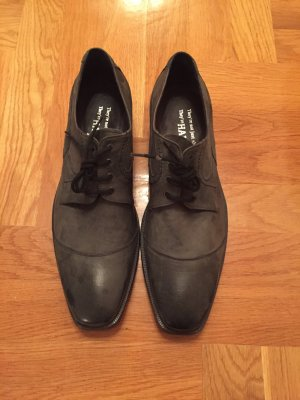 Business Shoes multicolored leather