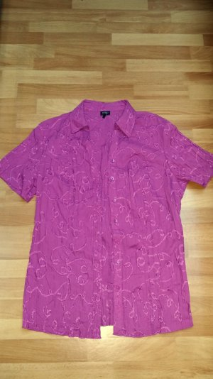 Bexleys Short Sleeved Blouse multicolored