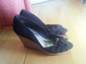 NEU! Schuhe von H&M, schwarz, Größe 40
