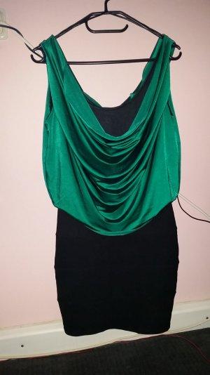 !! NEU !! schwarz/grünes Kleid von New Yorker