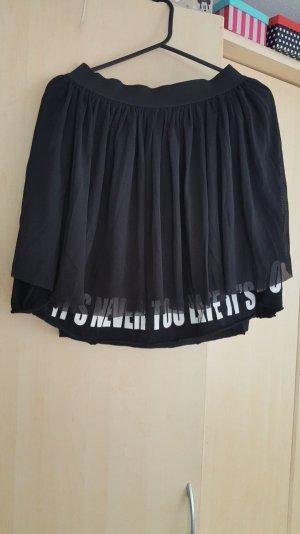 Neu schwarz Röcke, gr.M/L