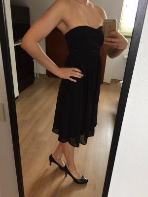 Neu! Schwarzes Chiffon-Kleid von Vero Moda