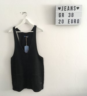 NEU Schwarzes Jeanskleid Pull&Bear Gr. 38